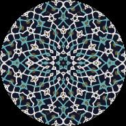 Persian Carpet Pattern Image